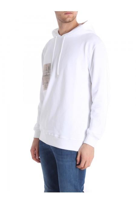 BURBERRY 8001387 WHITE MAGLIONI