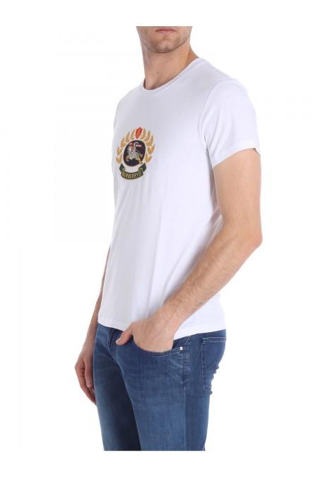 BURBERRY 8002953 WHITE MAGLIONI