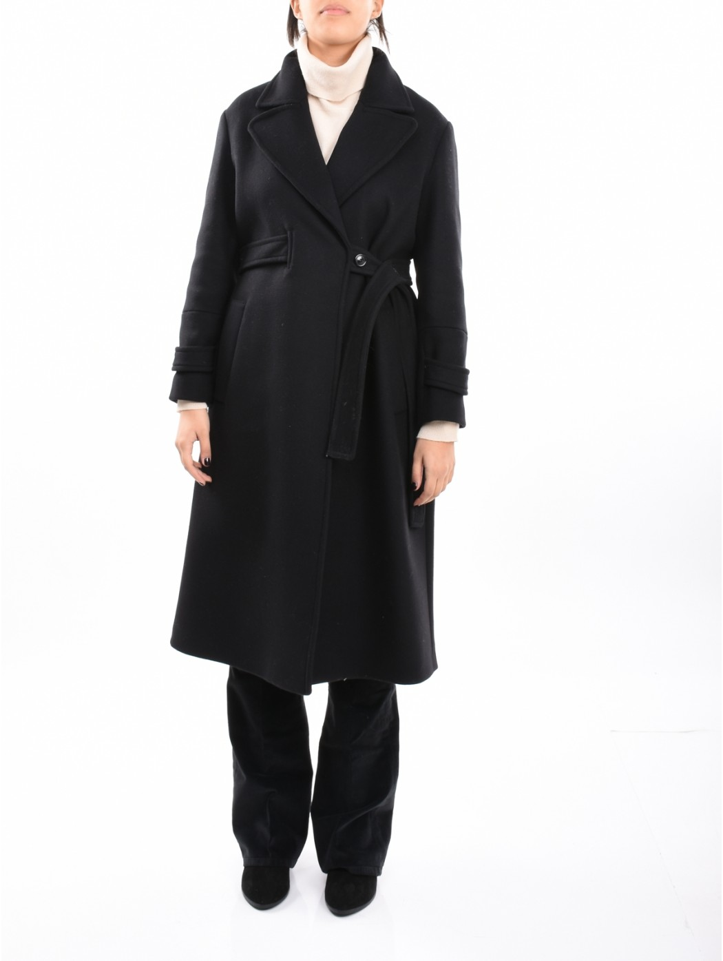 GRIFONI DONNA GD26005 999 CAPPOTTO