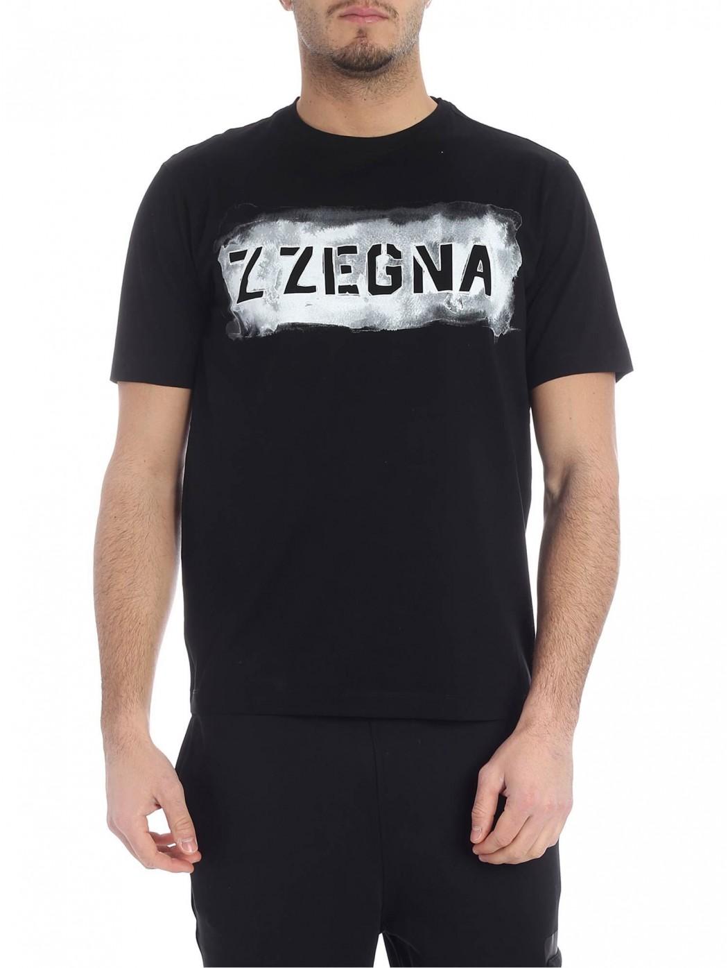 Z-ZEGNA ZZ630A 6A2 T-SHIRT