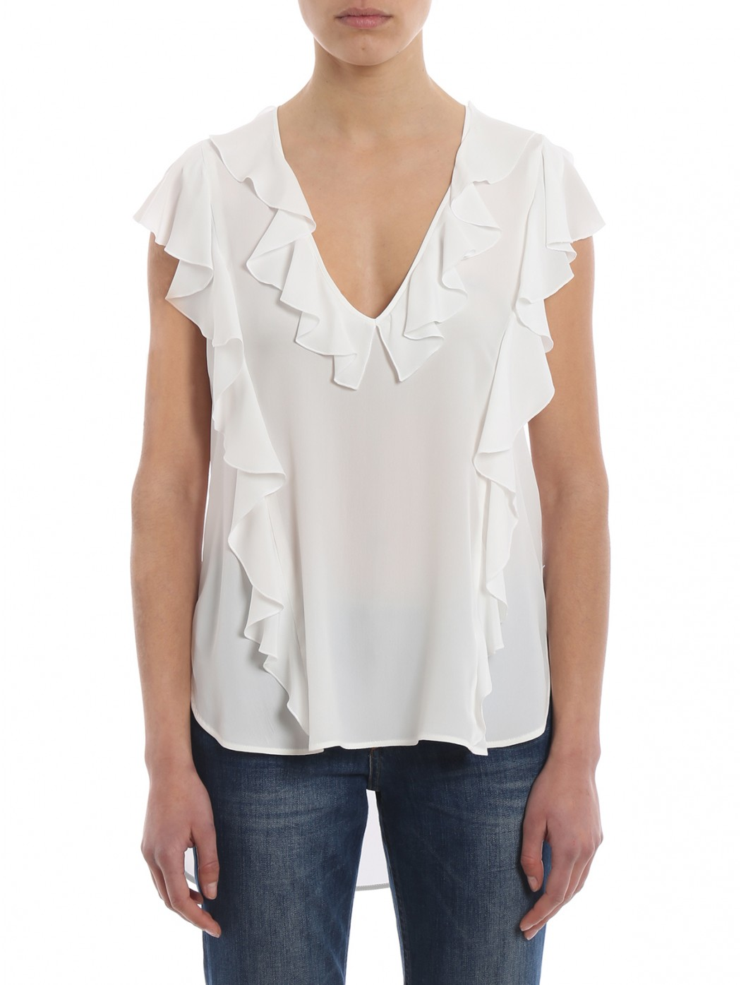 DONDUP DC042 000 CAMICIE