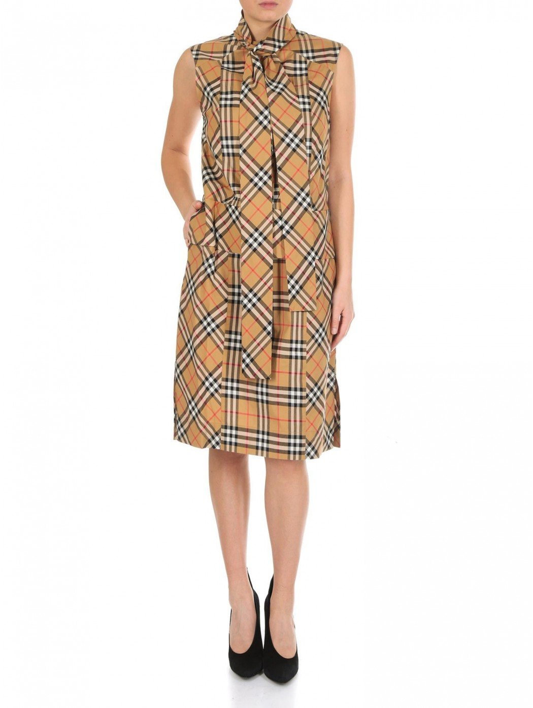 BURBERRY DONNA 8004561 ANTIQUEYEL GIACCHE