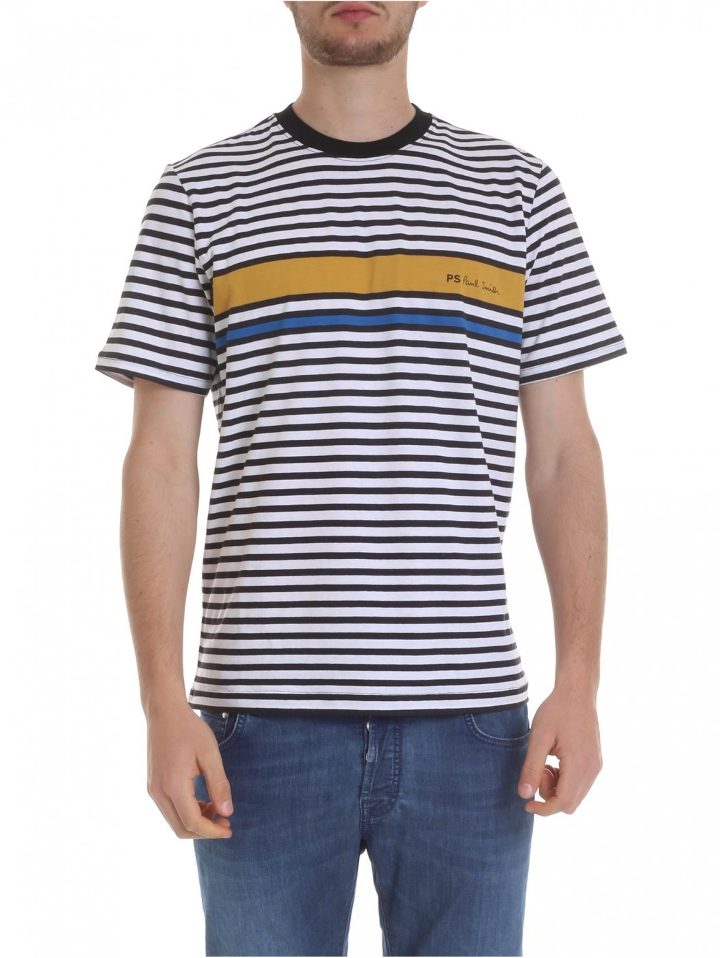 PAUL SMITH M2R 011R 14 T-SHIRT