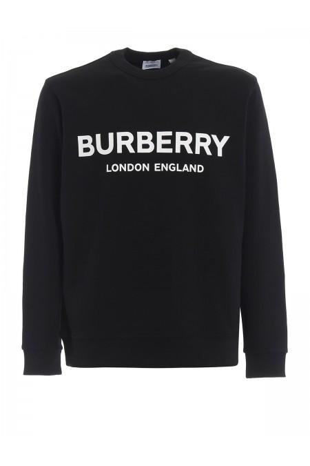 BURBERRY 8011357 Black FELPE