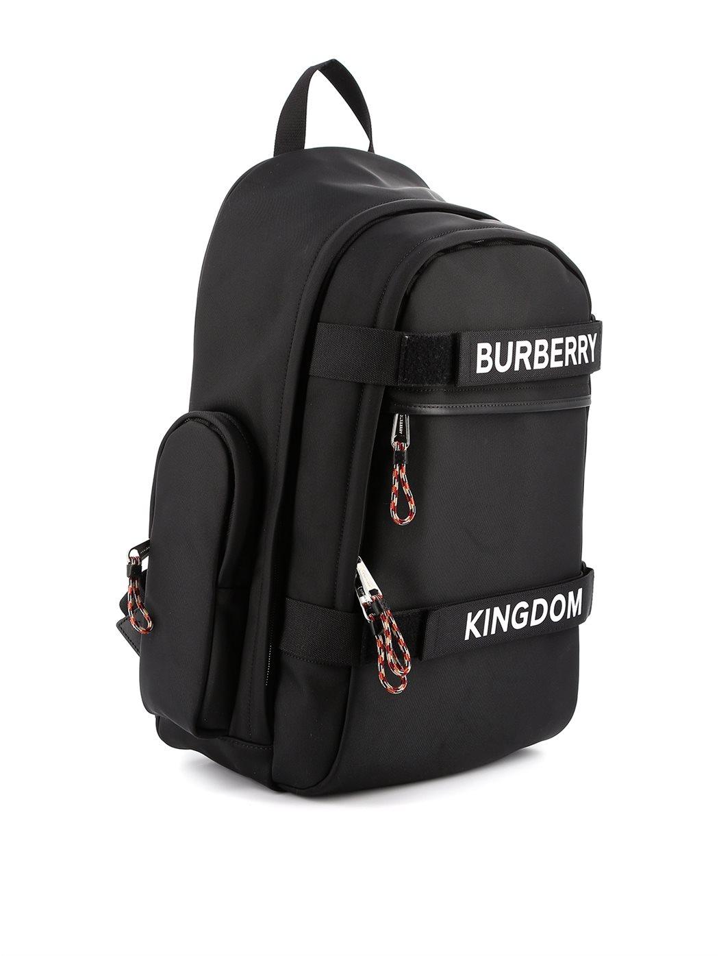 BURBERRY 8023569 Black-whit ZAINI