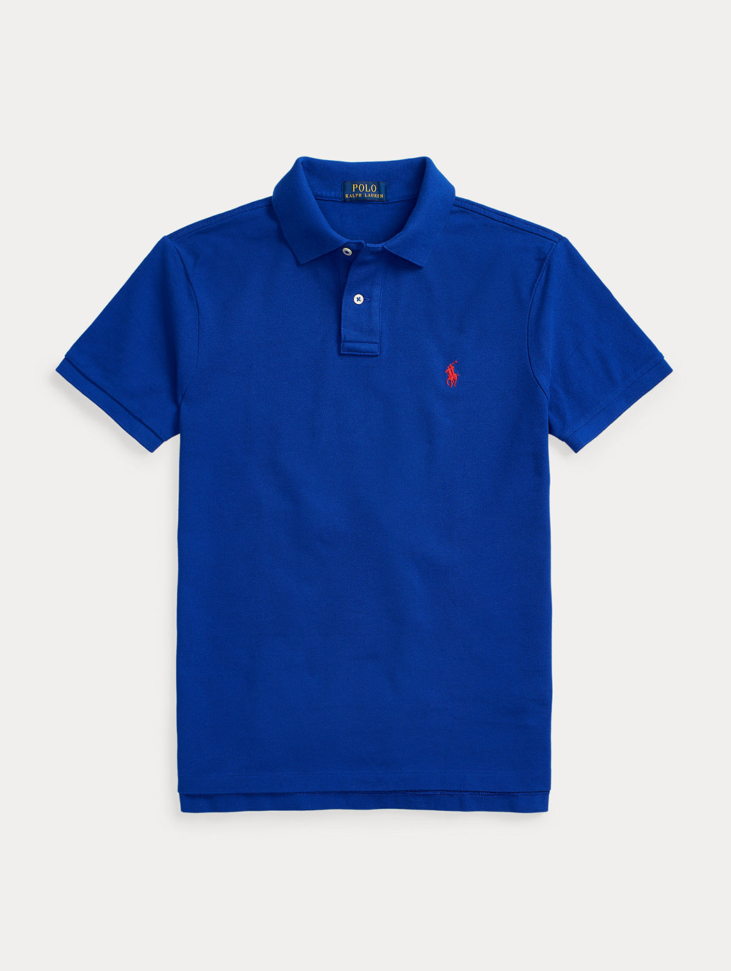 Polo in piqué Classic-Fit 71079 001 POLO