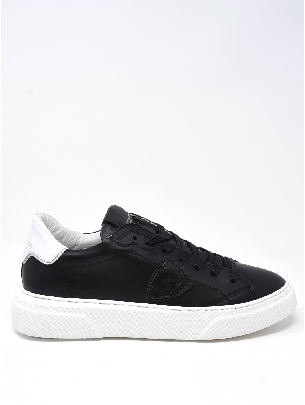 PHILIPPE MODEL BYLU NOIRBLANC SNEAKERS