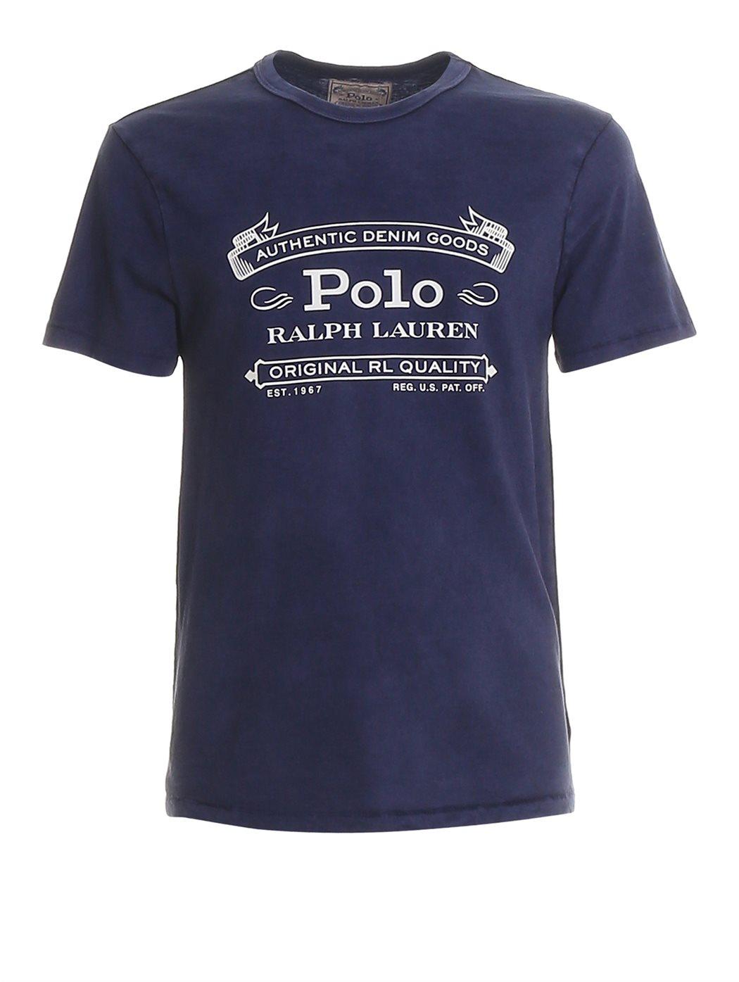 POLO RALPH LAUREN UOMO 71079 002 T-SHIRT