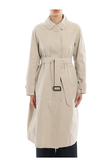 MAX MARA THE CUBE 9021010760 001 IMPERMEABILE