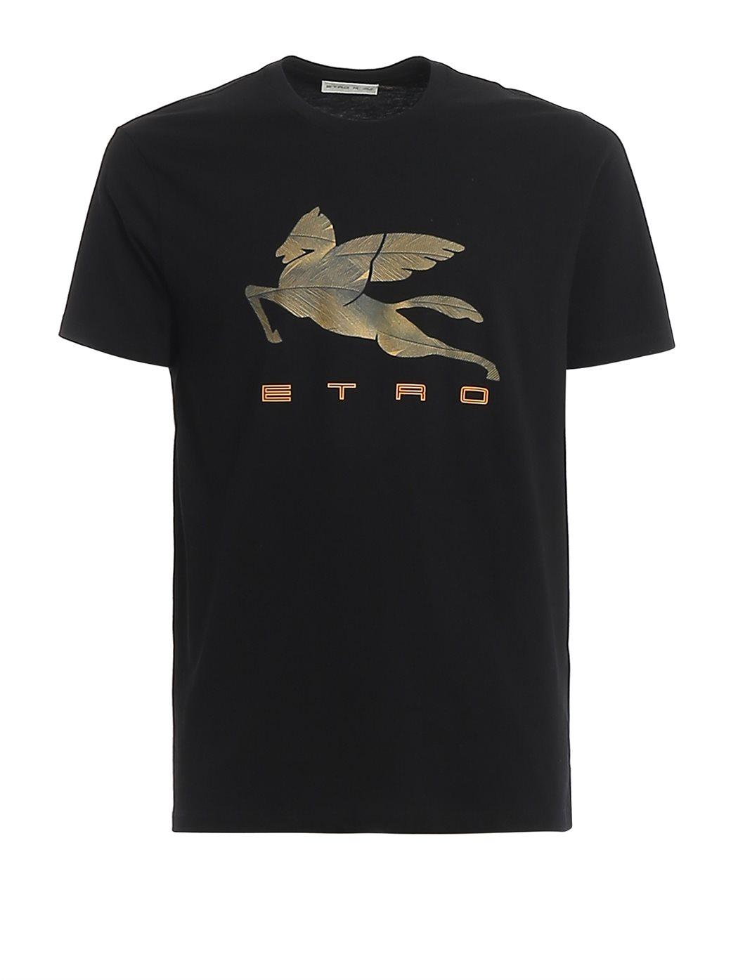 ETRO 1Y020 0001 T-SHIRT