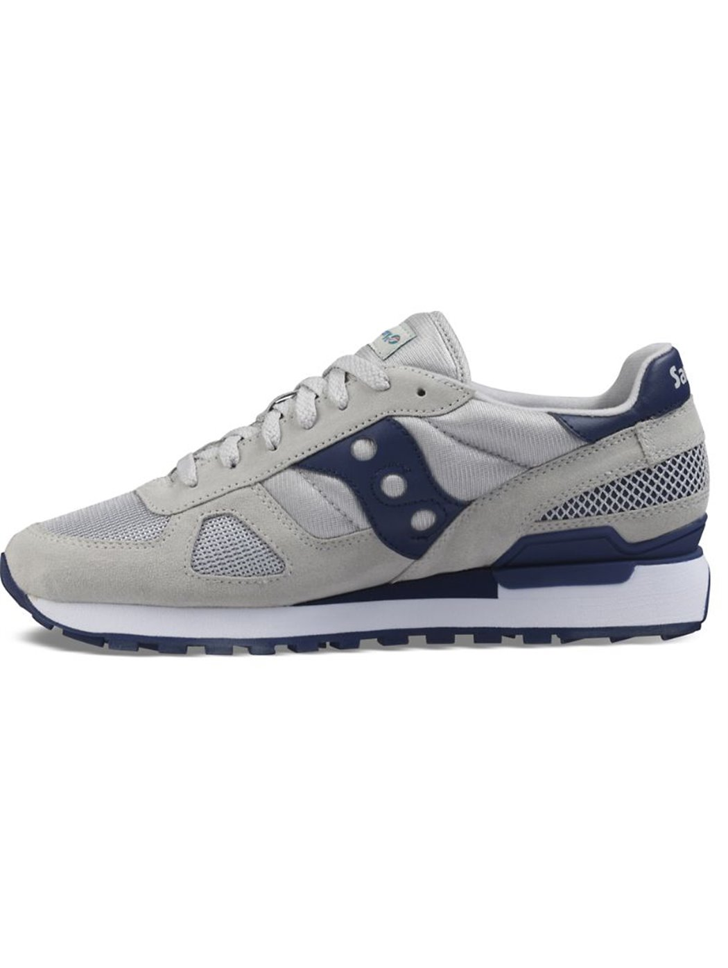 SAUCONY 2108-640 GREY-NAVY SNEAKERS
