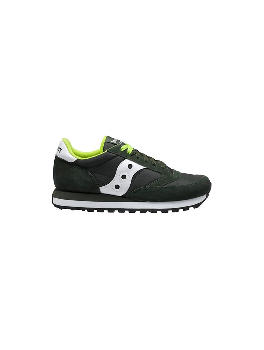 SAUCONY 2044-275 GREEN SNEAKERS