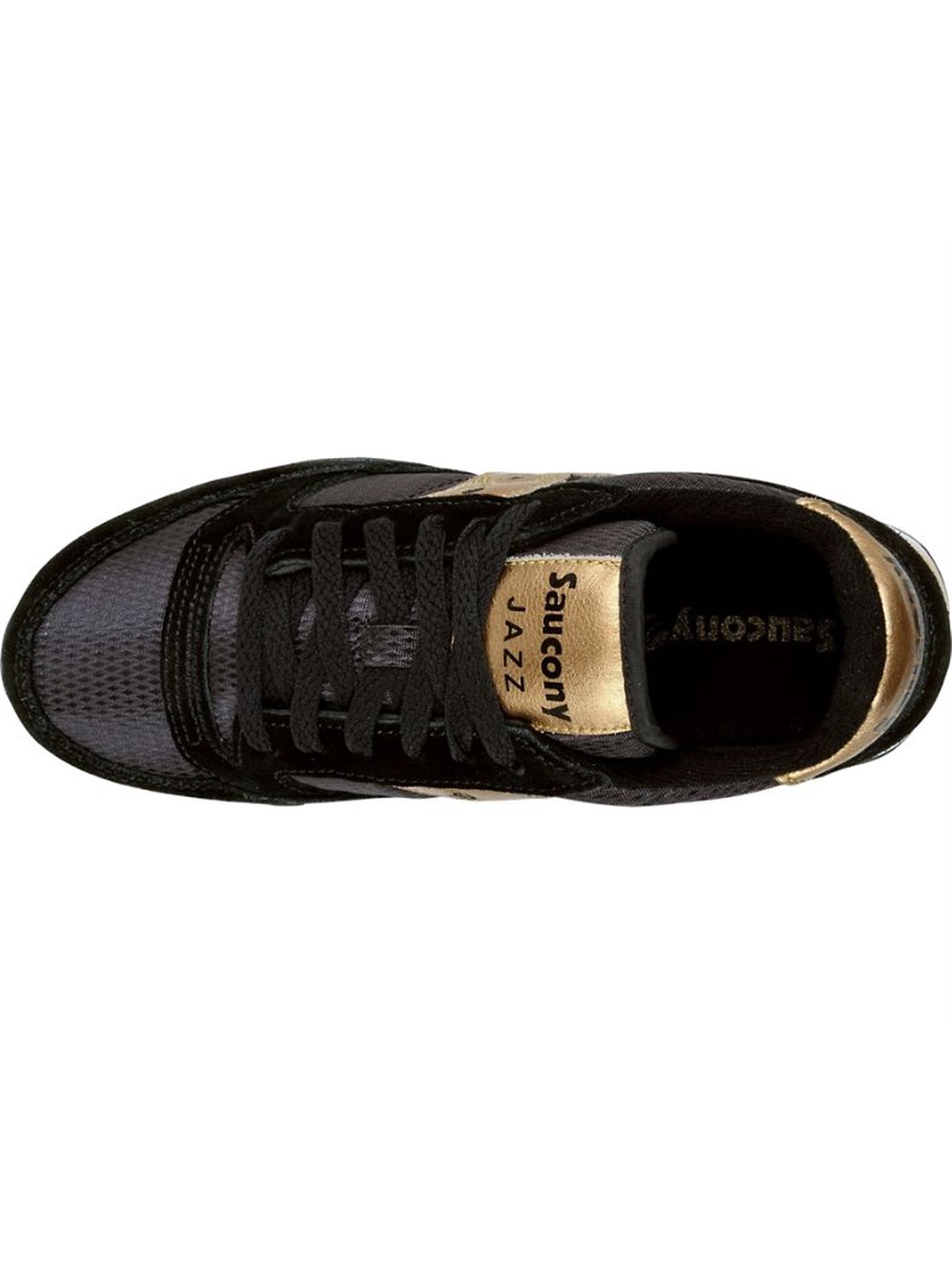 SAUCONY 1044-521 BLACK-GOLD SNEAKERS