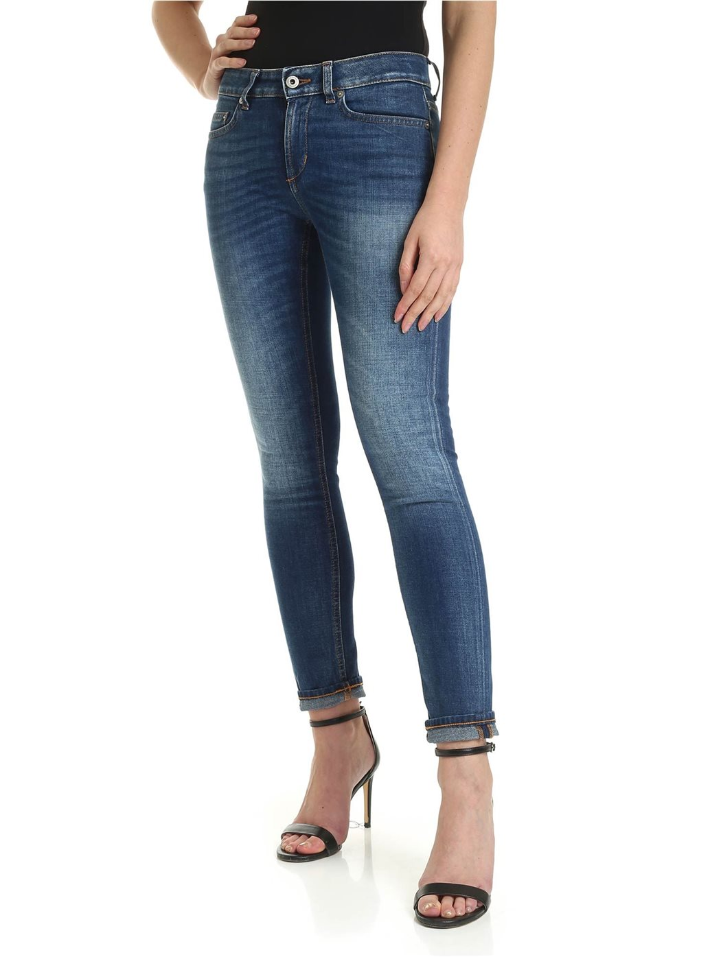 DONDUP P692 DD800 JEANS
