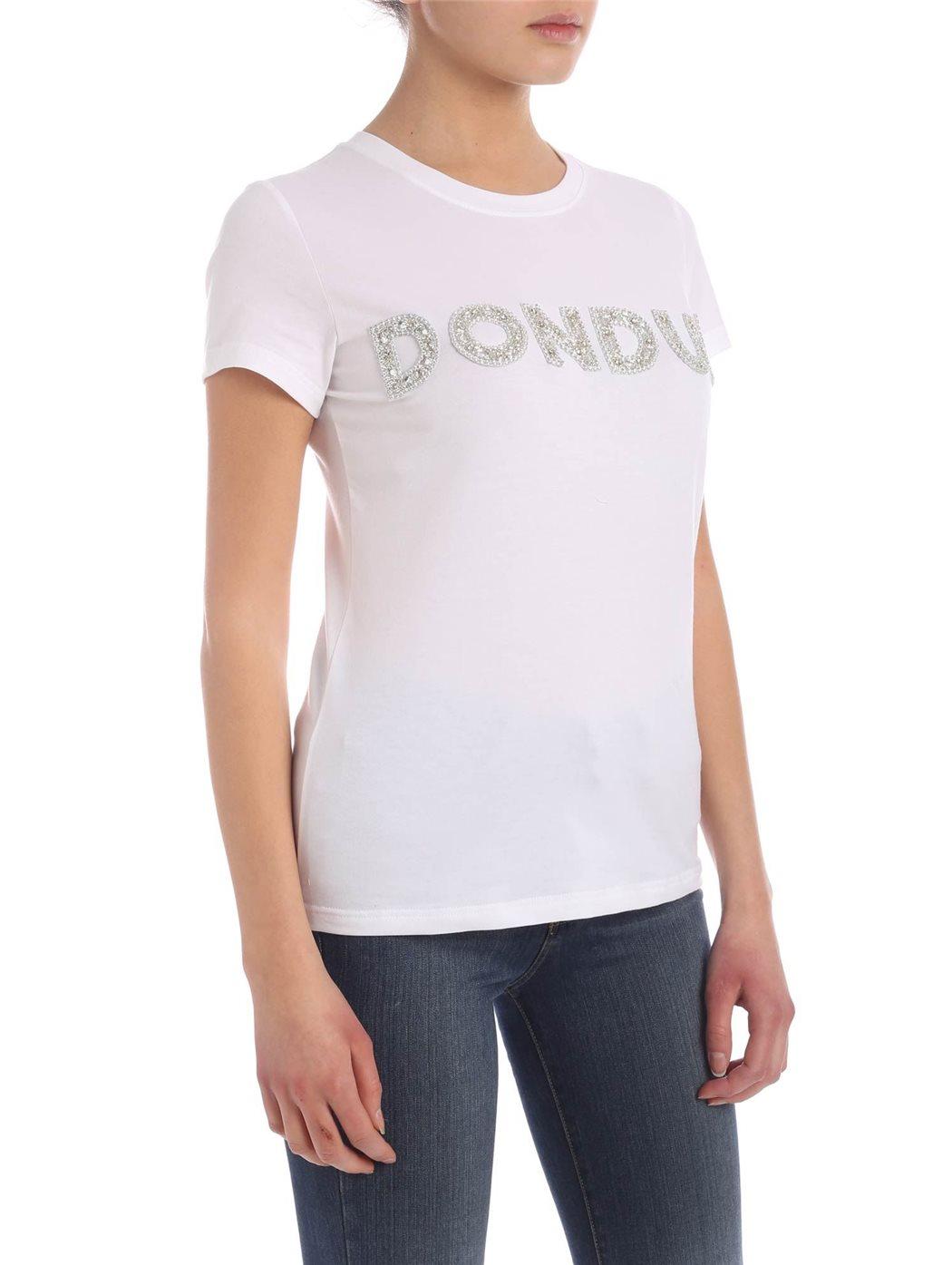 DONDUP S007 DD000 T-SHIRT