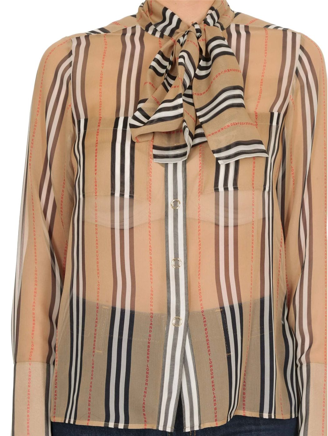 BURBERRY DONNA 8024258 Archive-be CAMICIE