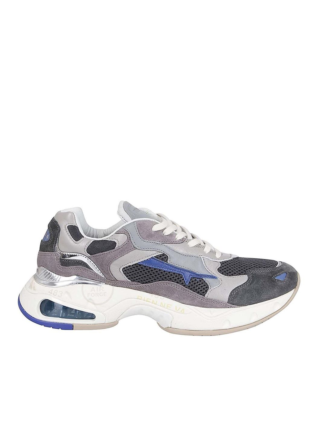 PREMIATA SHARKY . SNEAKERS