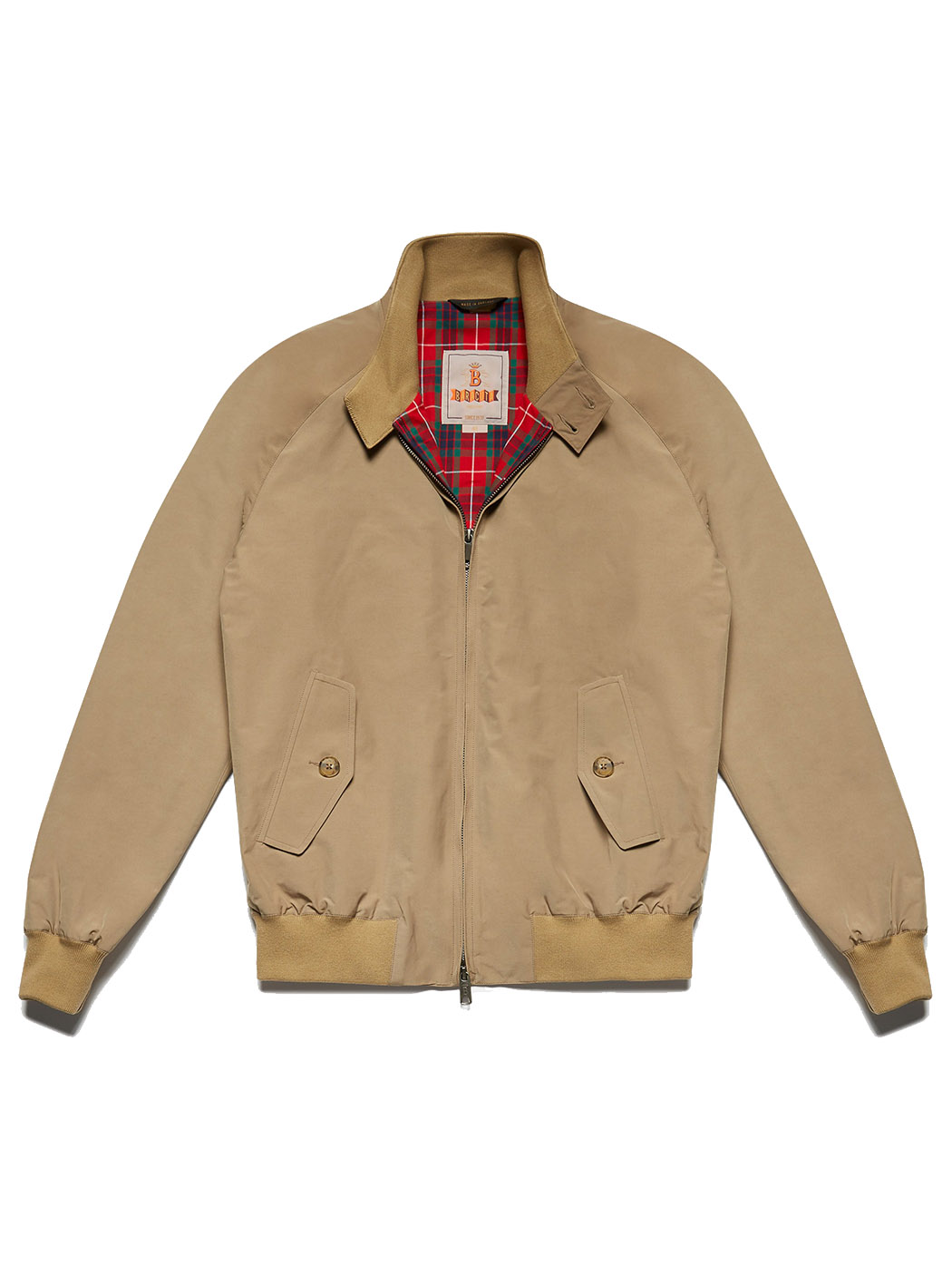 BARACUTA GIACCA G9 HARRINGTON