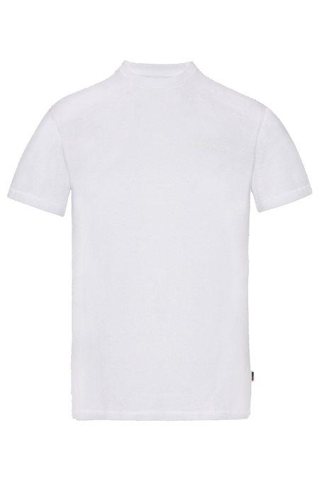 WOOLRICH wwte0036fr 800-white T-SHIRT
