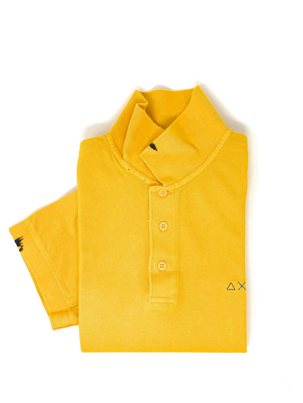 SUN68 a30101 85 giallo POLO
