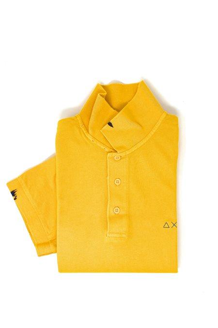 SUN68 a30101 85 giallo POLO