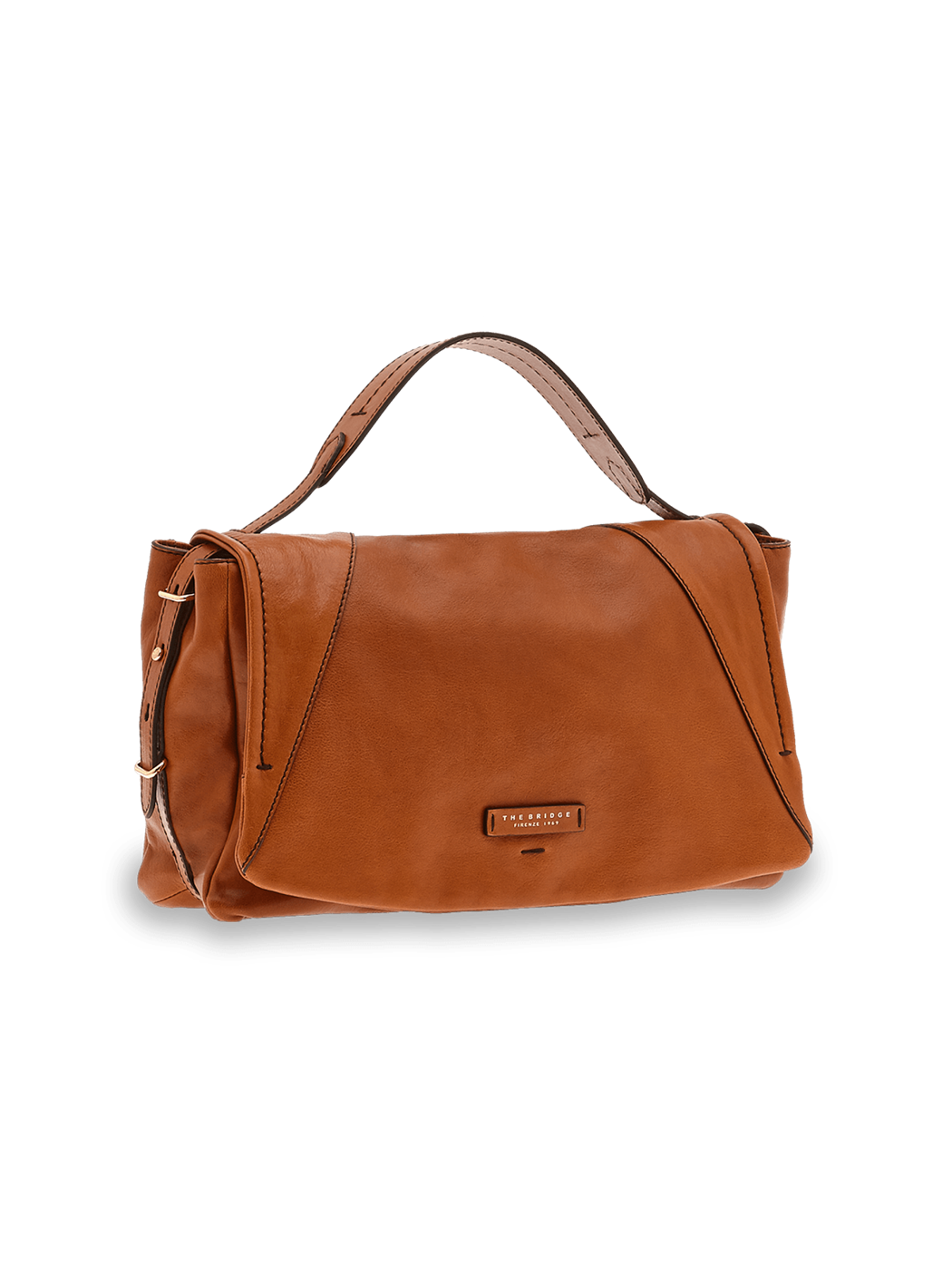 THE BRIDGE SATCHEL BAG