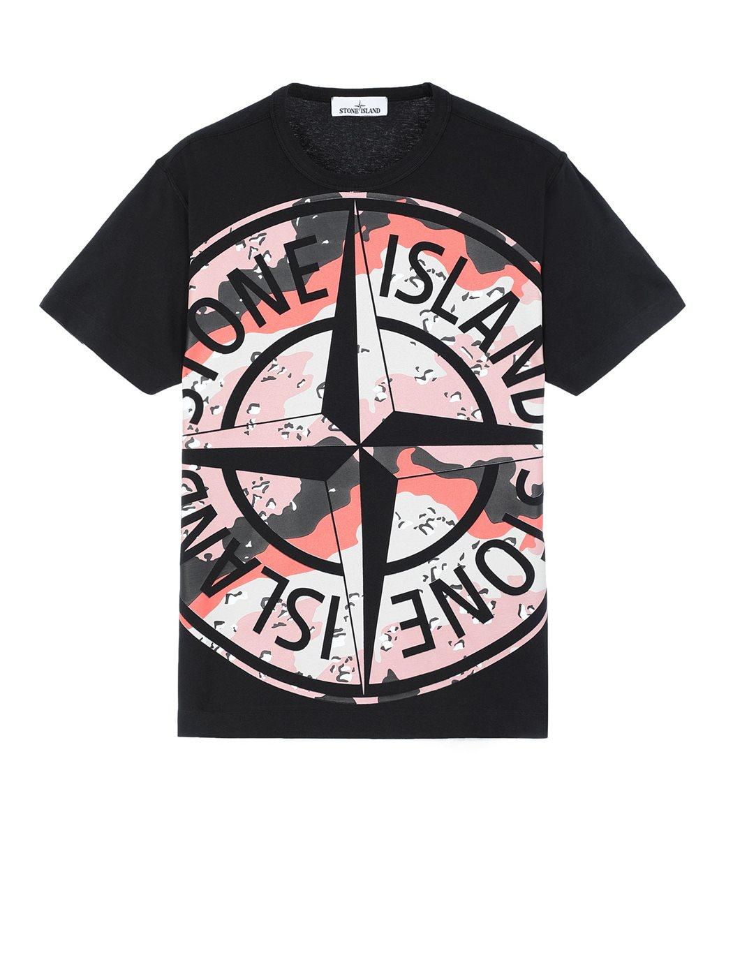STONE ISLAND 7215 V0029 T-SHIRT