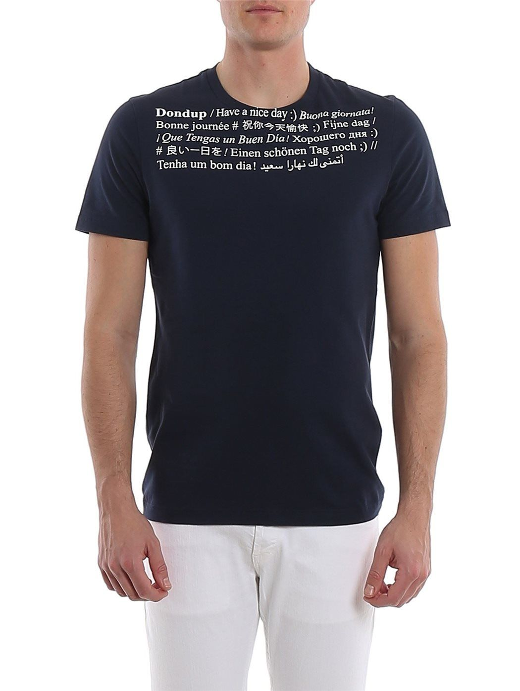 DONDUP US198 DU890 T-SHIRT