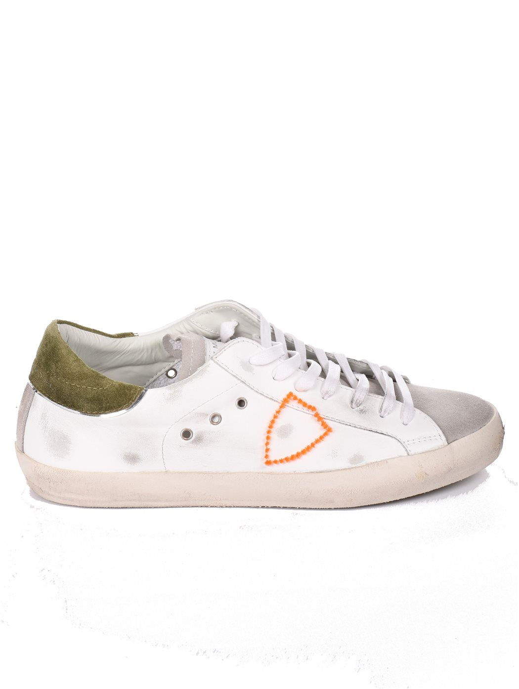 PHILIPPE MODEL CLLU MIXAGE/BLA SNEAKERS