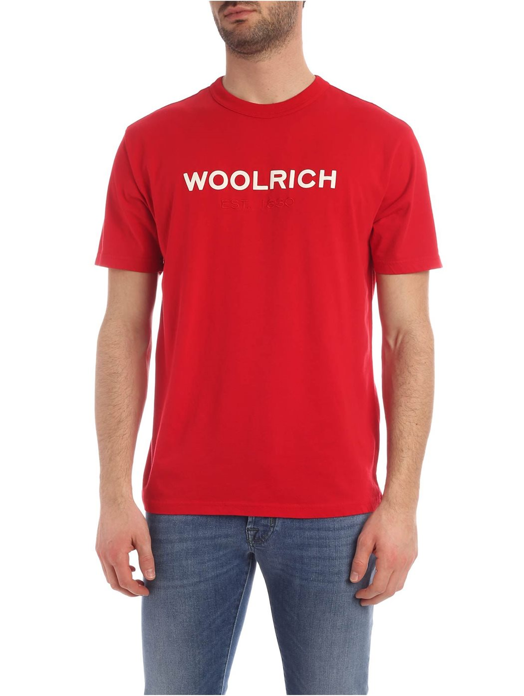 WOOLRICH wote0024mr 5405 T-SHIRT