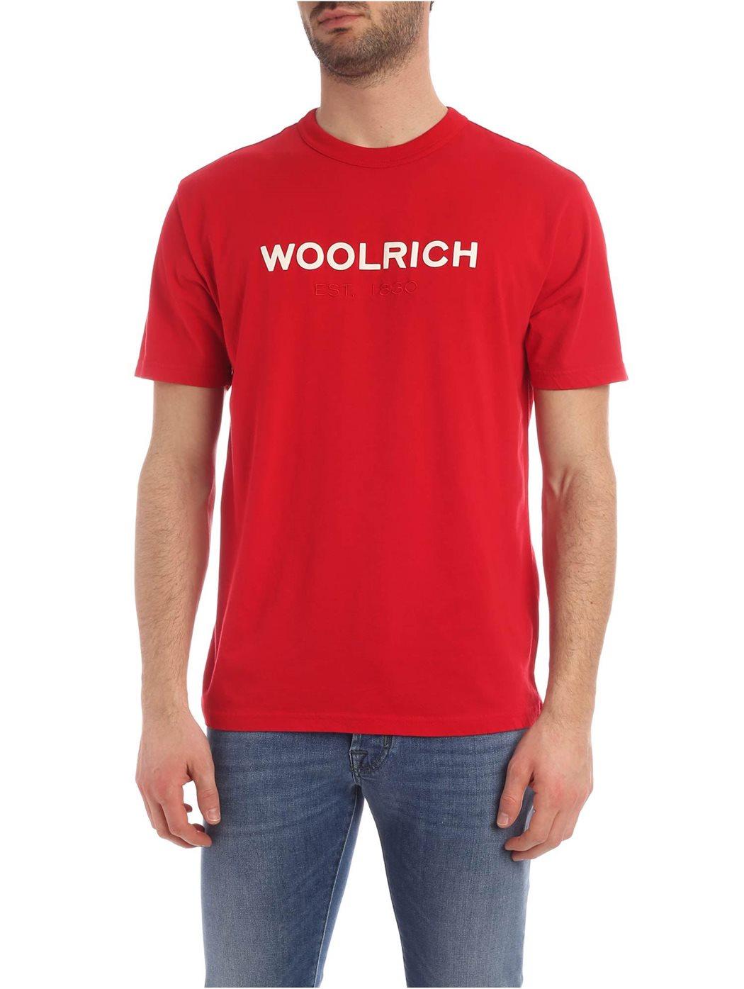 WOOLRICH wote0024mr 5405 T-SHIRT