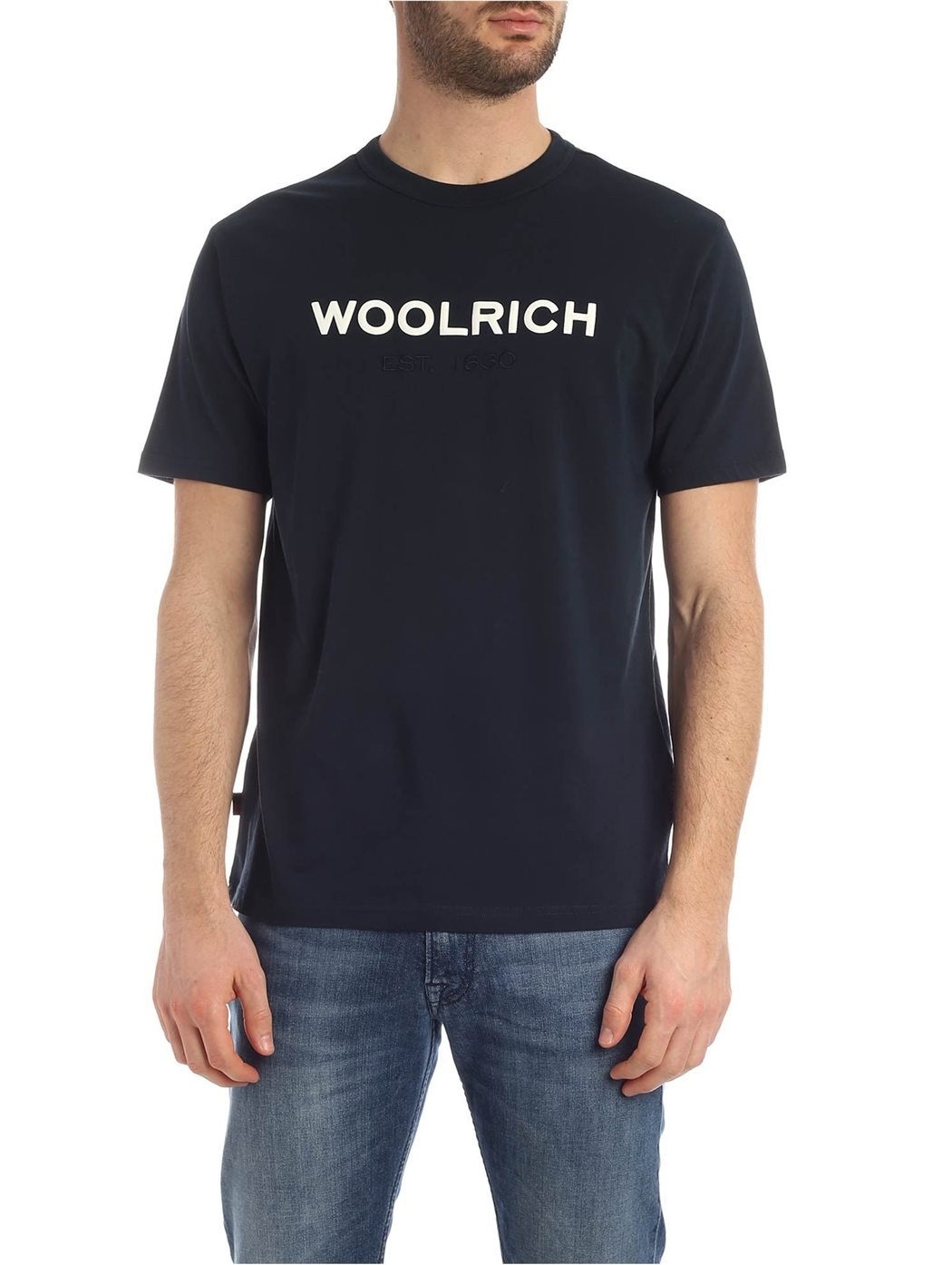 WOOLRICH wote0024mr 3989 T-SHIRT