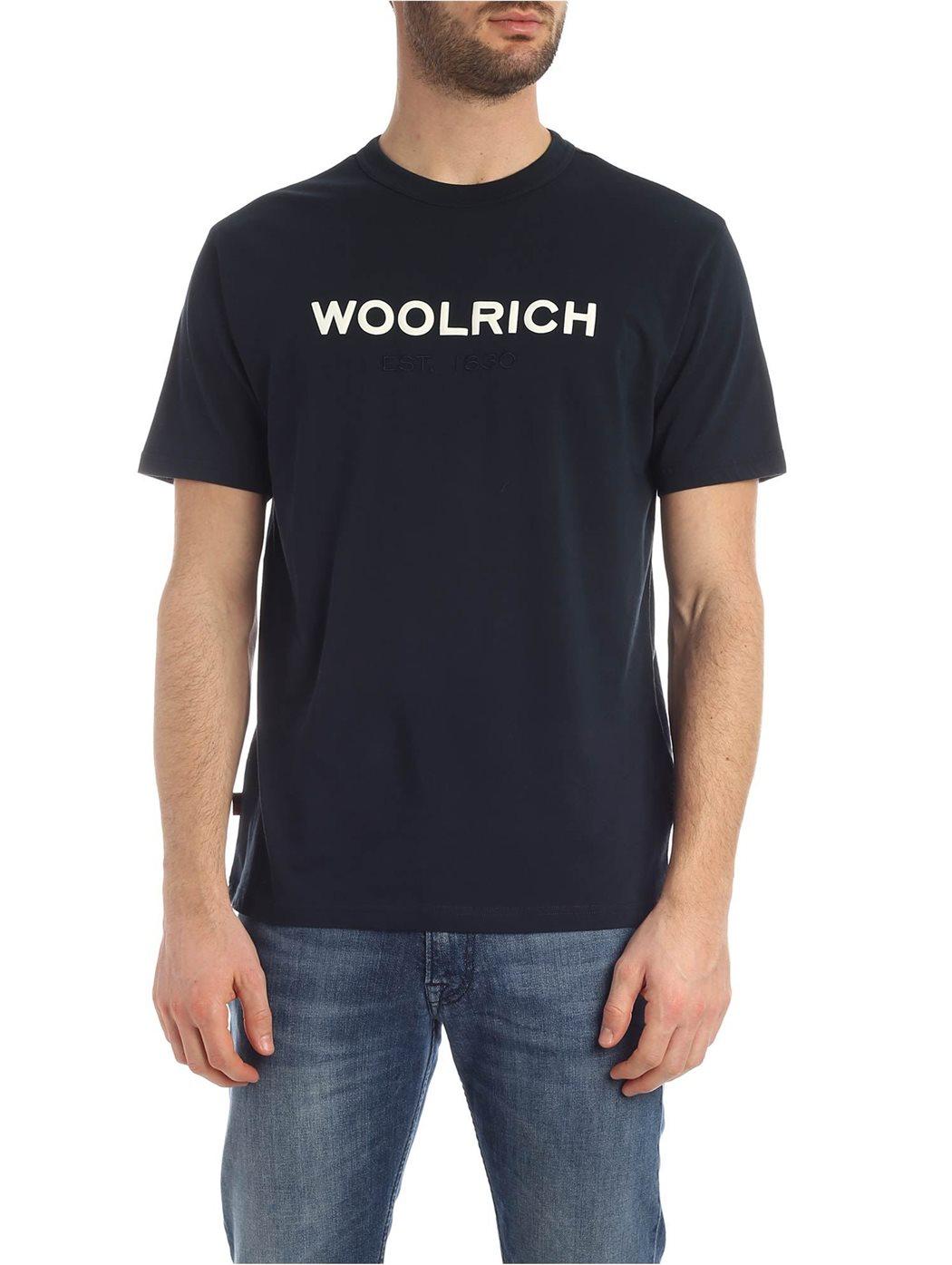 WOOLRICH wote0024mr 3989 T-SHIRT