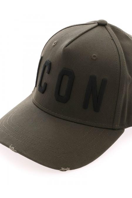 CAPPELLO BASEBALL CAP DSQUARED2 BCM400105C00001 M1974