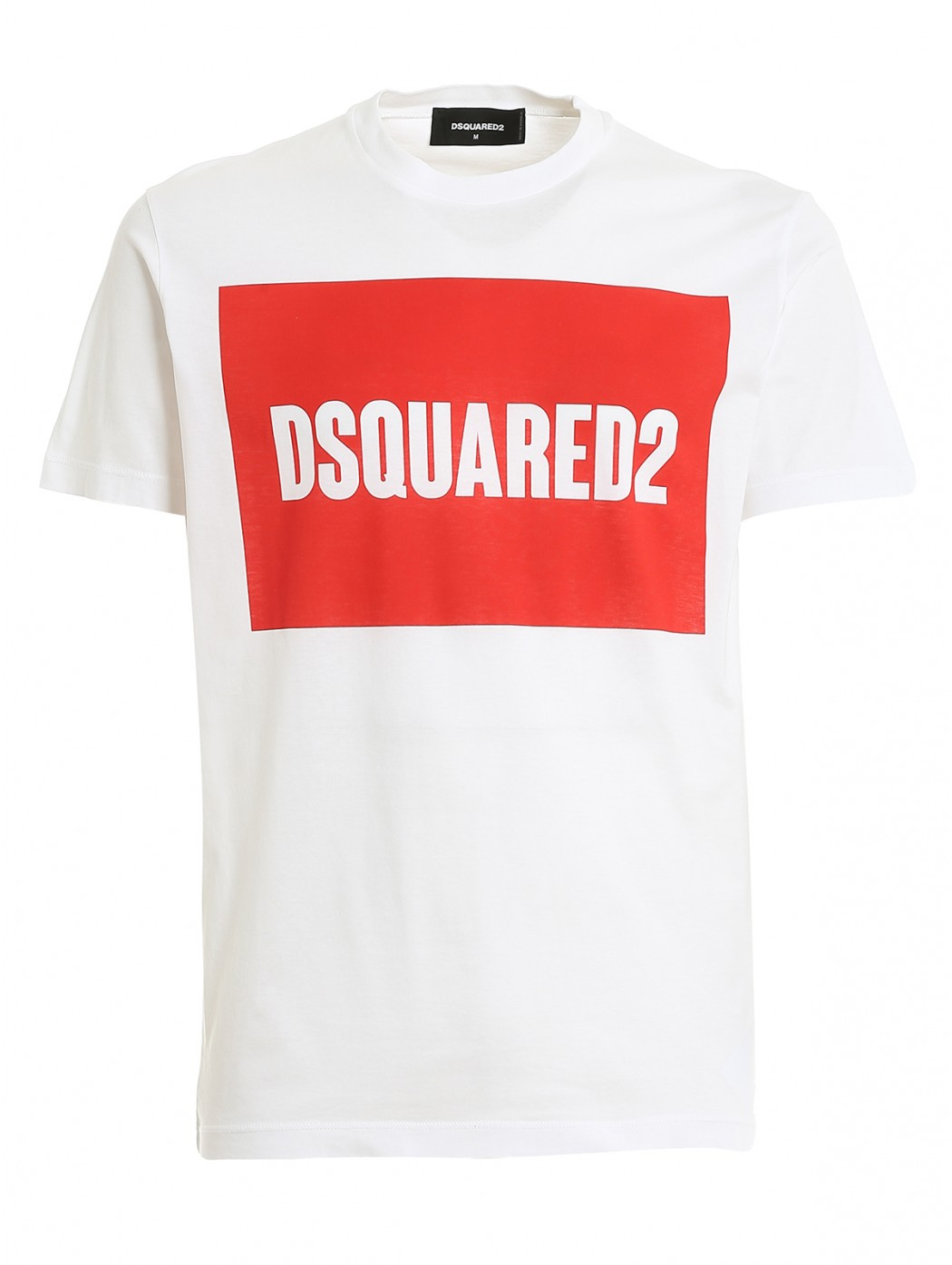 T-SHIRT DSQUARED2 S74GD0720S22427 100