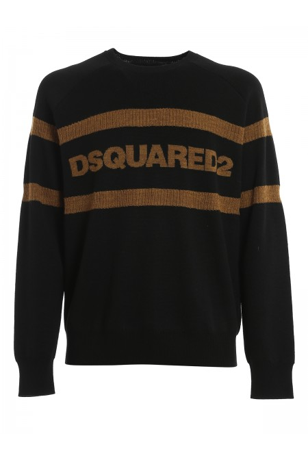 FELPA DSQUARED2 S74HA1078S17386 961