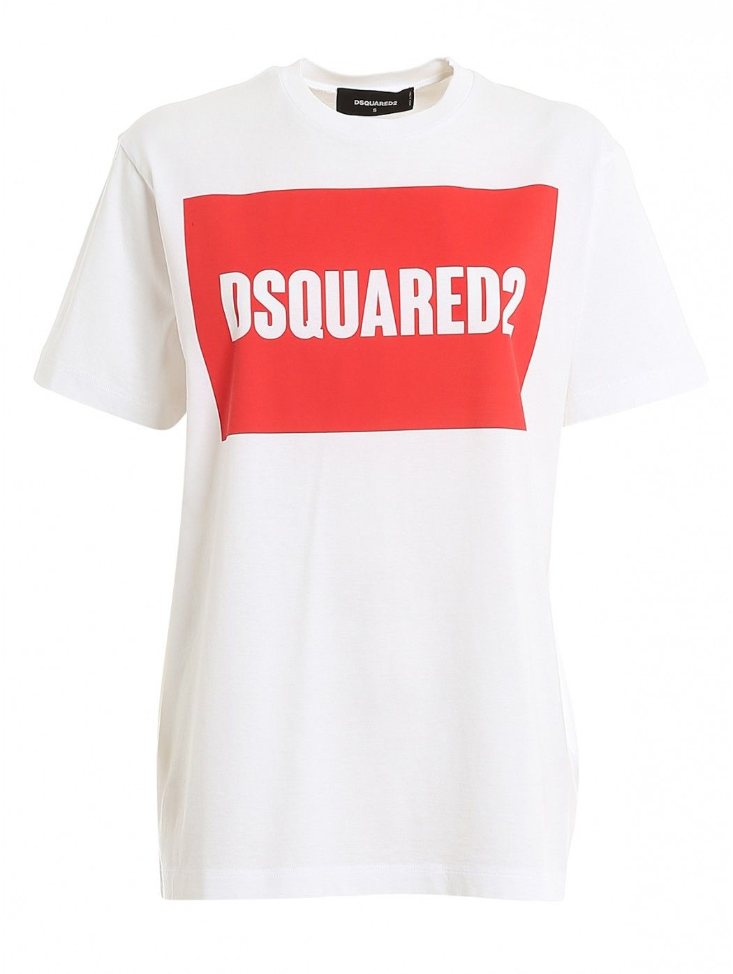T-SHIRT DSQUARED2 S75GD0108S23009 100