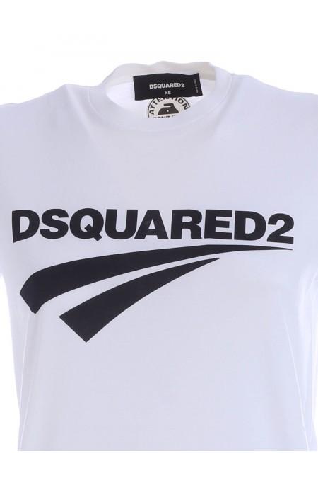 T-SHIRT DSQUARED2 S75GD0113S23009 100