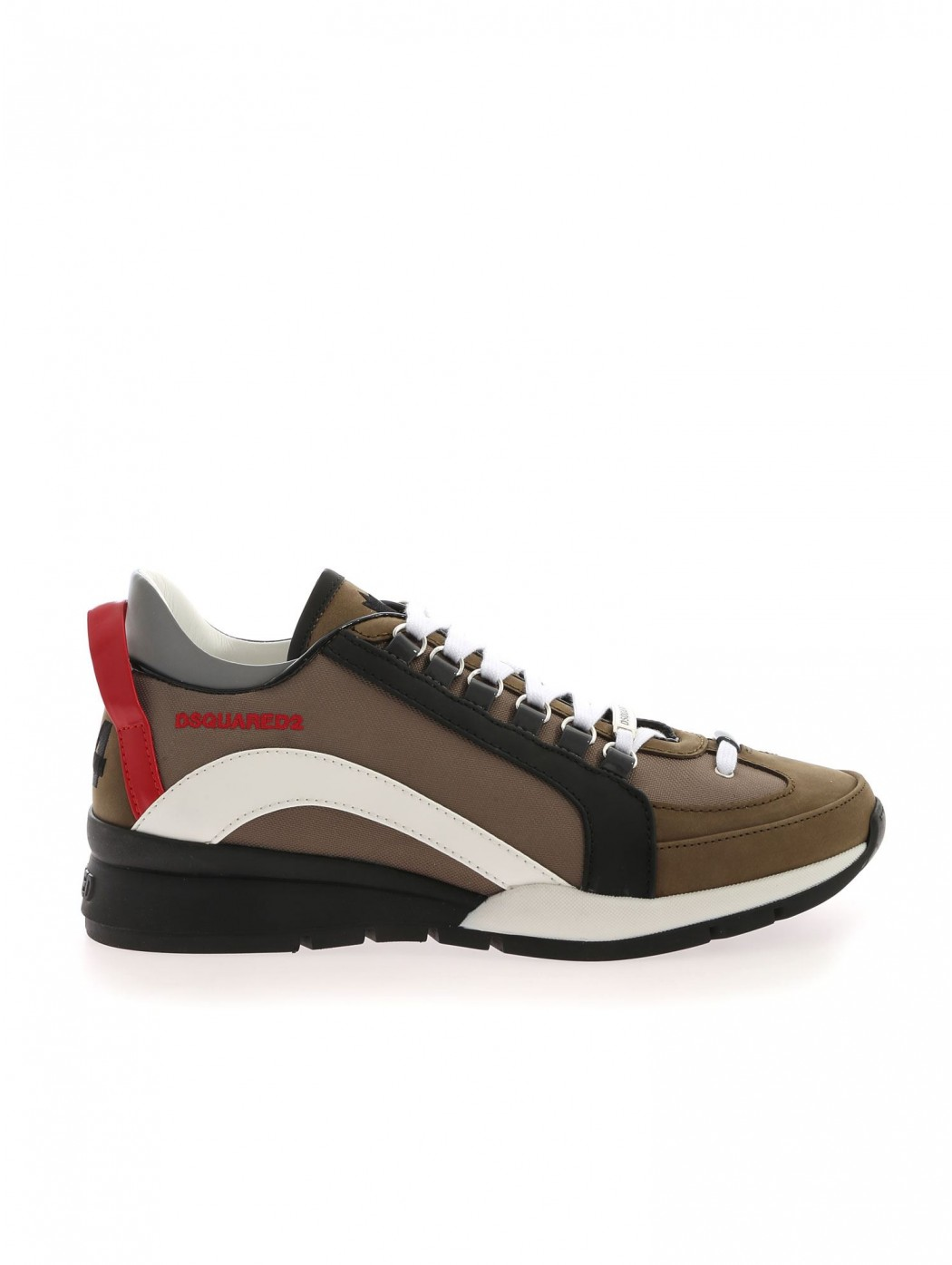 SNEAKER DSQUARED2 SNM050511702720 M1628