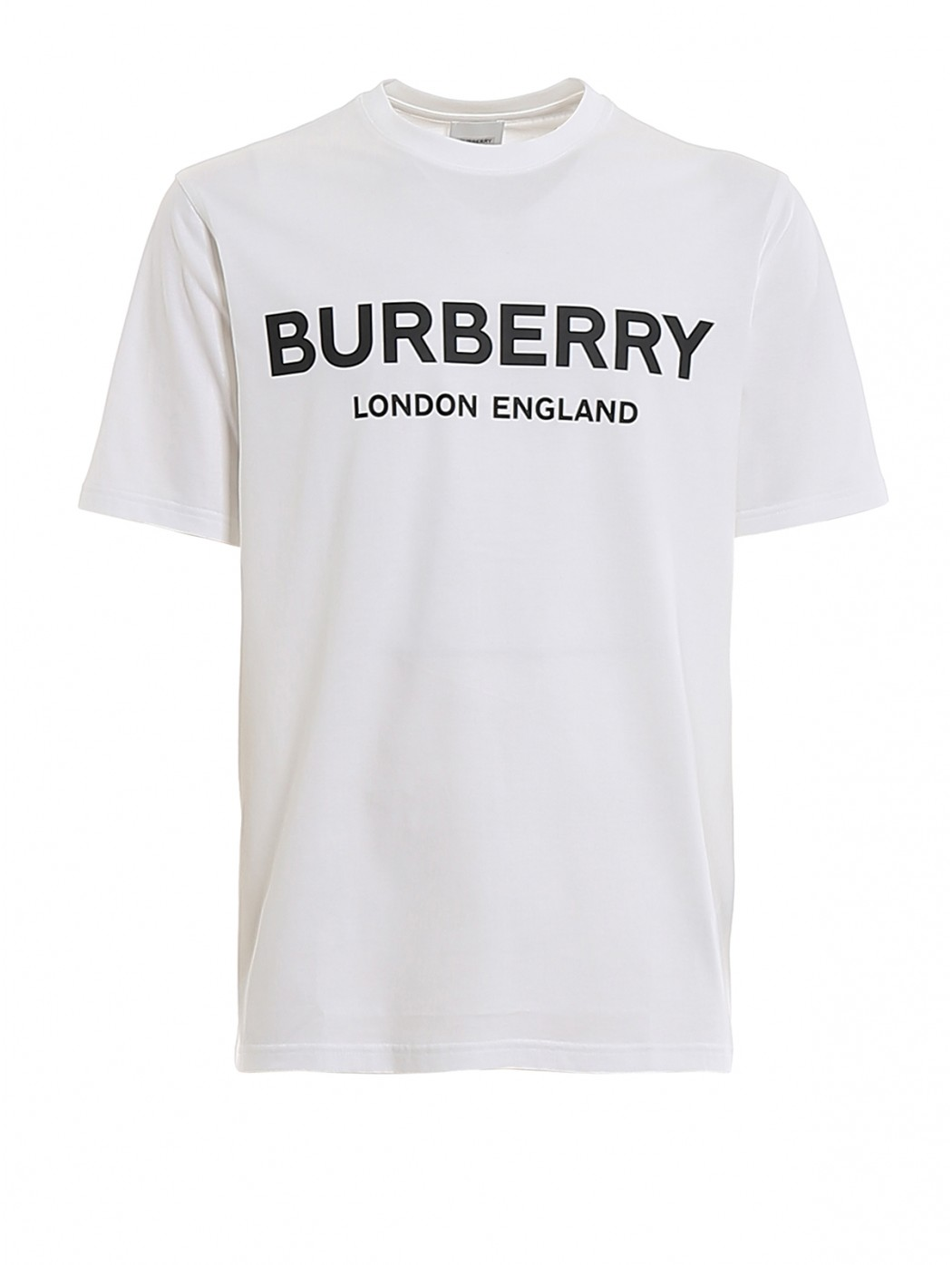 T-SHIRT BURBERRY 8026017M:LETCHFOR WHITE