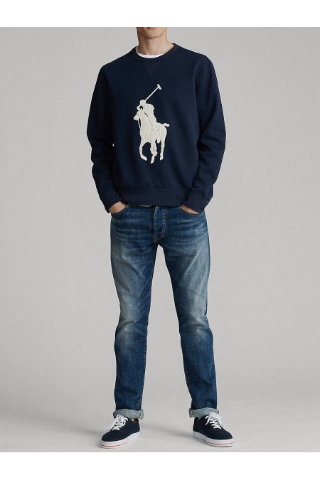 Felpa Big Pony POLO RALPH LAUREN UOMO 710766862 004