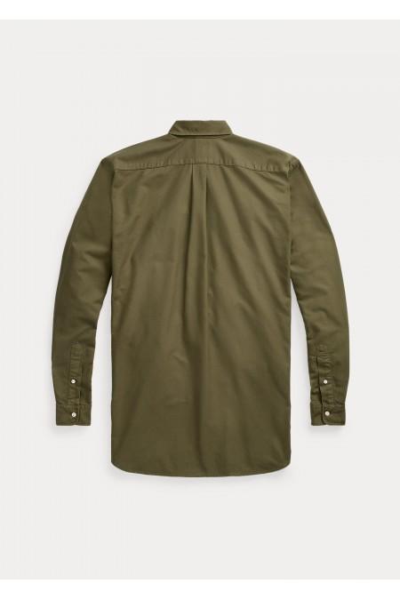 Camicia Oxford Slim-Fit POLO RALPH LAUREN UOMO 710804257 006