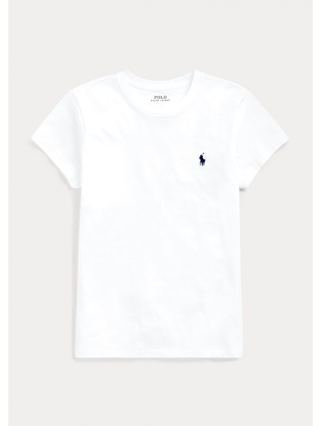 Maglietta a girocollo in...