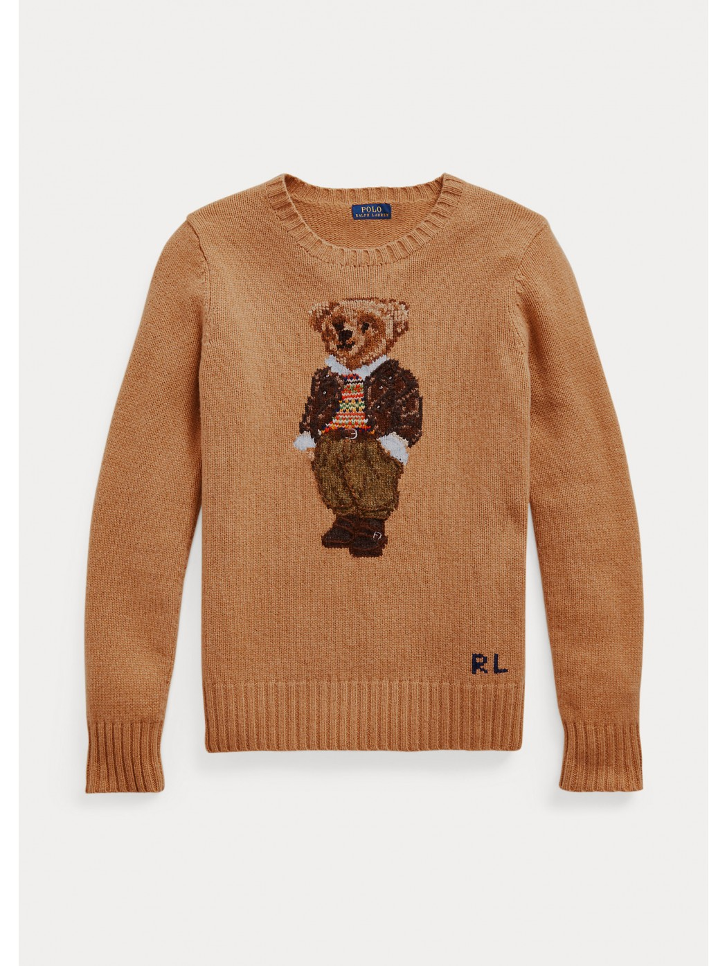 Maglia in misto lana Polo Bear POLO RALPH LAUREN DONNA 211815102 001