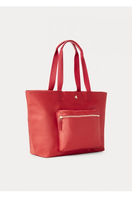 Tote Canton media in nylon POLO RALPH LAUREN DONNA 431795041 002