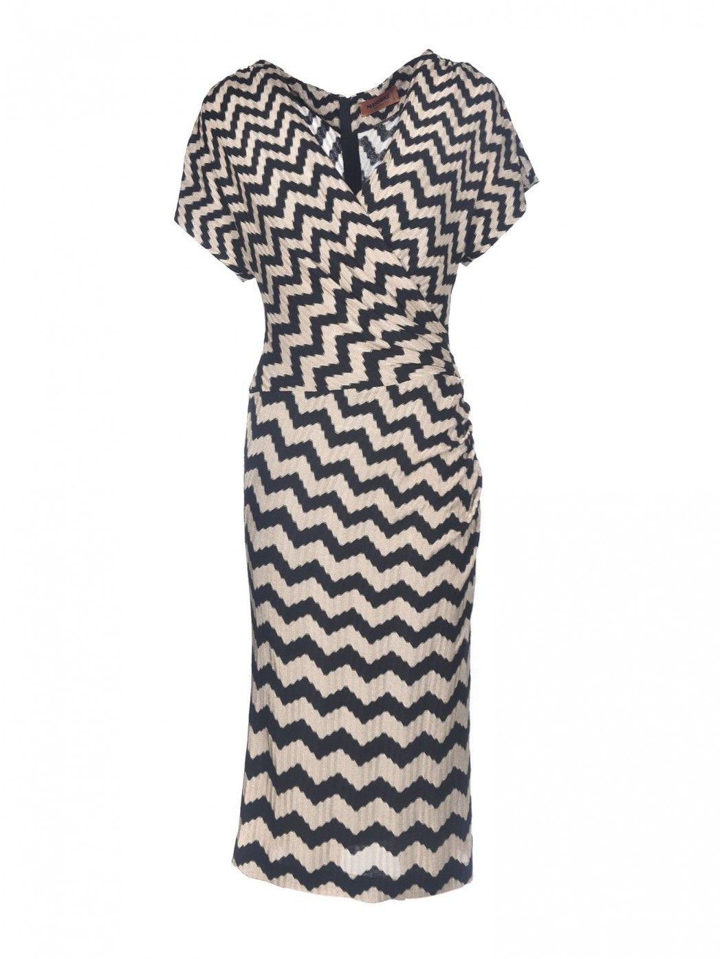 ABITO SCOLLO INCROCIATO MISSONI MDG00721BR00BJ SM24Y