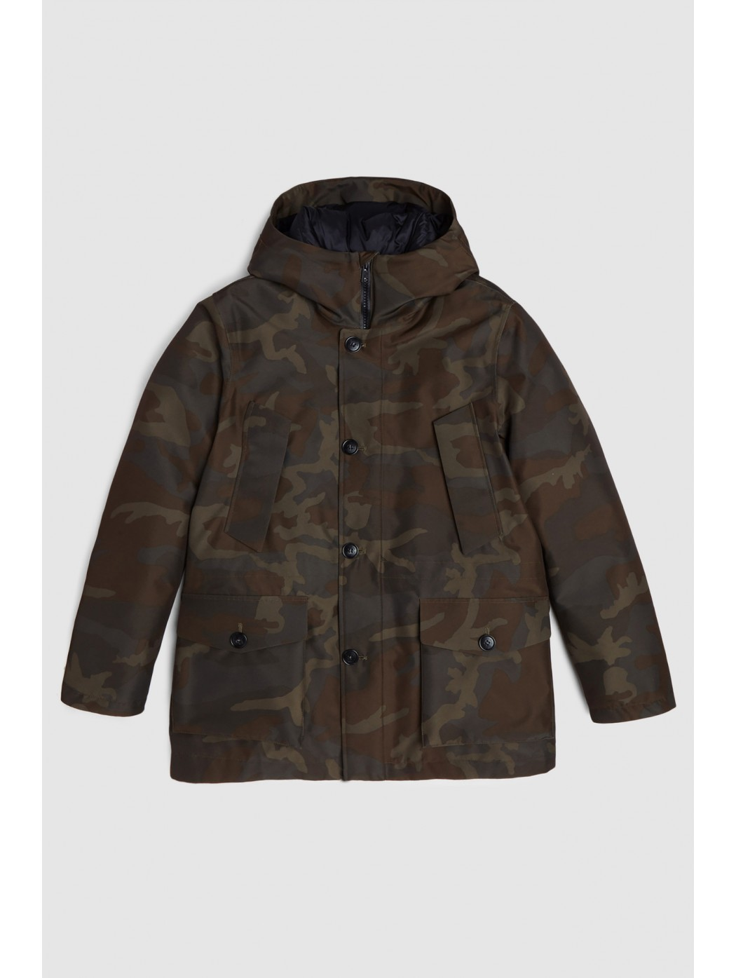 Storm Parka Camouflage Gore-Tex WOOLRICH CFWOOU0290MRUT2352 1671