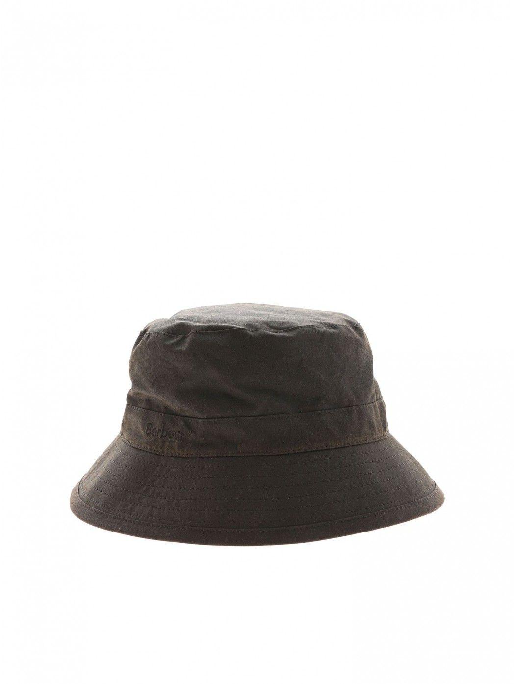 WAX SPORT CAP BARBOUR MHA0001 OL71