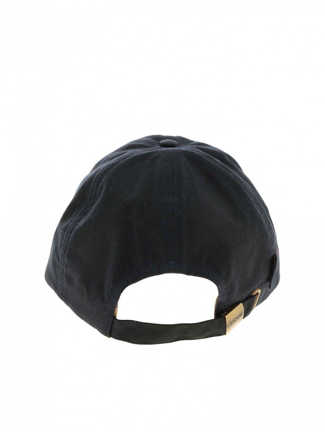 WAX SPORT CAP BARBOUR MHA0005 NY91