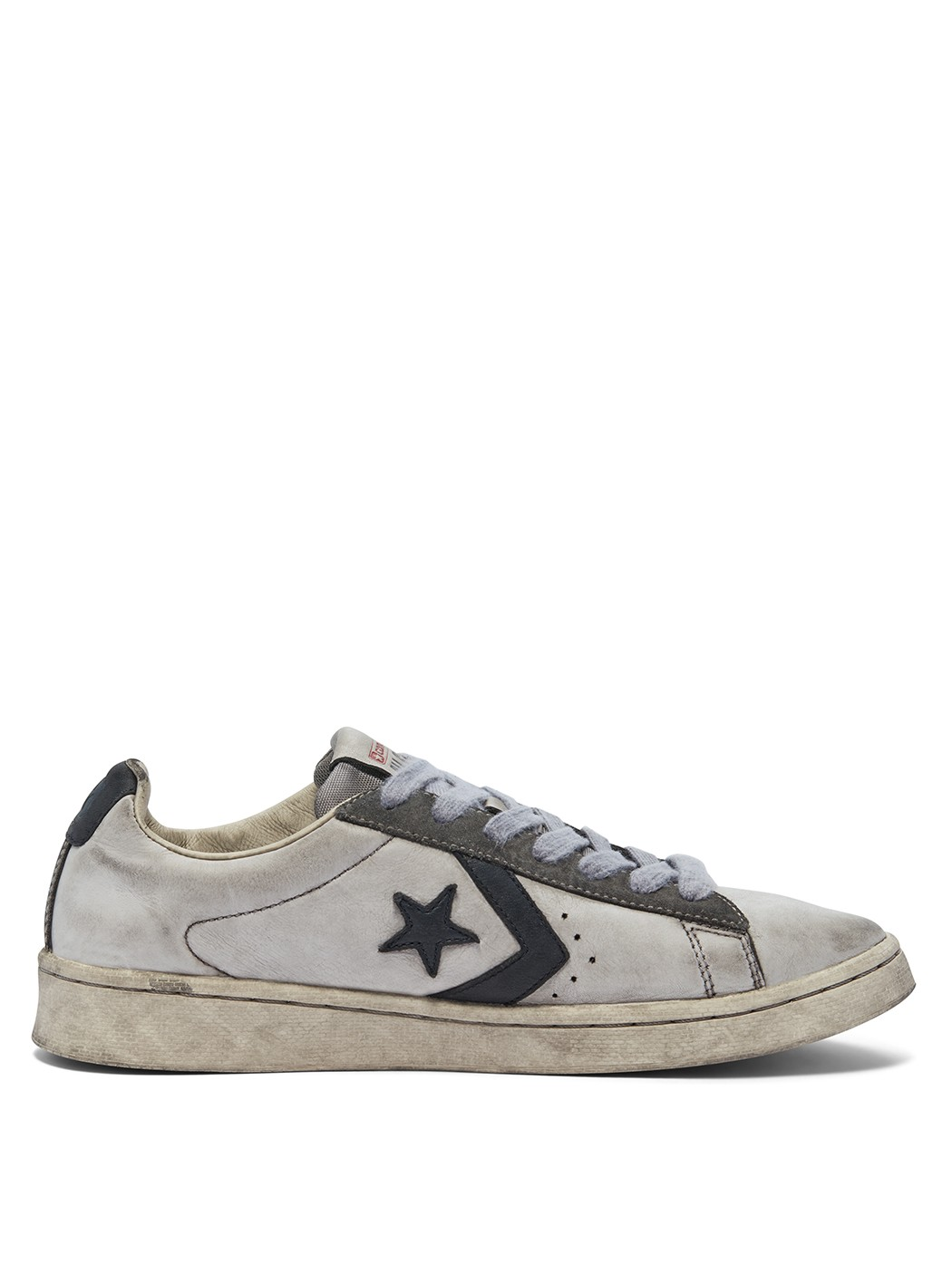 SMOKE IN PRO LEATHER LOW TOP CONVERSE 169120C
